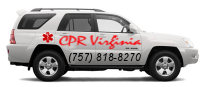 CPR VIRGINIA - We're Ready When You Need Us!