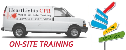 CPR Van HeartLihts CPR